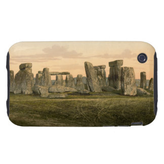 Stonehenge, Wiltshire, England iPhone 3 Tough Cases