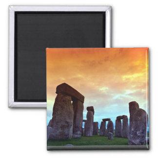 Stonehenge, Wiltshire, England Refrigerator Magnet