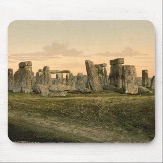 Stonehenge, Wiltshire, England Mouse Pads