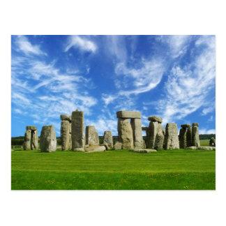 Stonehenge, Wiltshire, Inglaterra Postales
