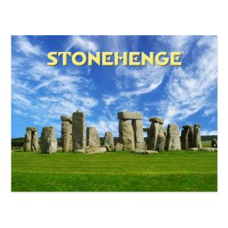 Stonehenge, Wiltshire, Inglaterra Postal