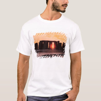 Stonehenge, Winter Solstice T-Shirt