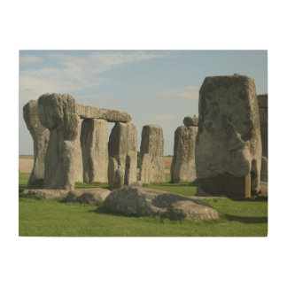 Stonehenge Wood Wall Art