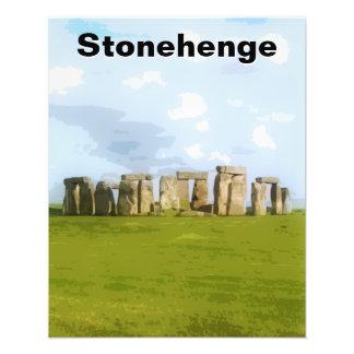 Stonehenge World Heritage Site Photo Print