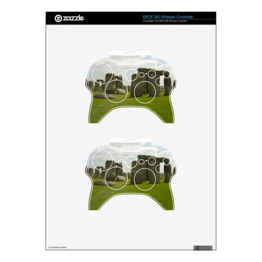 Stonehenge Xbox 360 Controller Skins