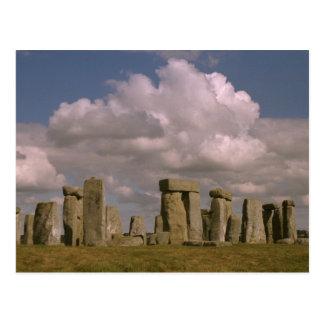 StonehengeGV Postcard