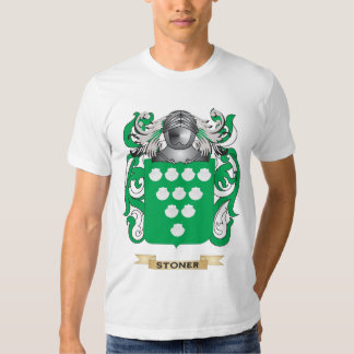 Stoner Coat of Arms (Family Crest) T Shirts