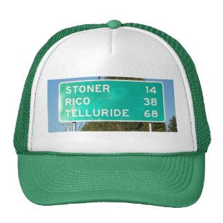 Stoner Colorado Mesh Hats