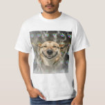 Stoner Dog Advice Animal Meme T Shirt