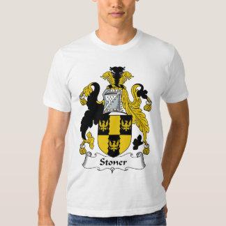 Stoner Family Crest T-shirts