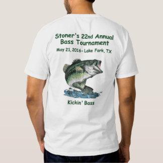 Stoner's 22nd Annual Bass Tournament Shirt