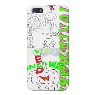 STONERWARE. OFFICIAL v1 Cover For iPhone 5
