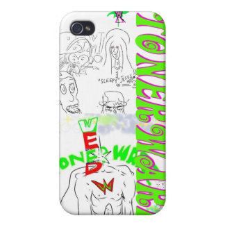 STONERWARE. OFFICIAL v1 iPhone 4/4S Covers