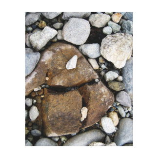 Stones 1 canvas print