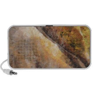 Stones and cavern travel speaker