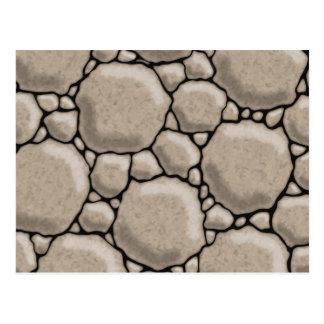 Stones And Pebbles Postcard