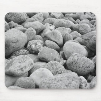 Stones at the Baltic Sea/island Mouse Pad