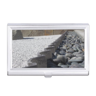 Stones Case For Business Cards