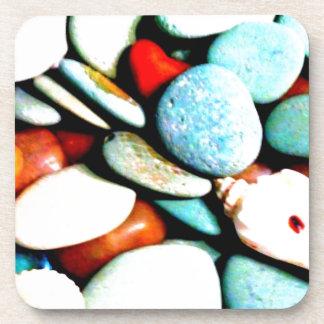 Stones in the Sands Beverage Coaster