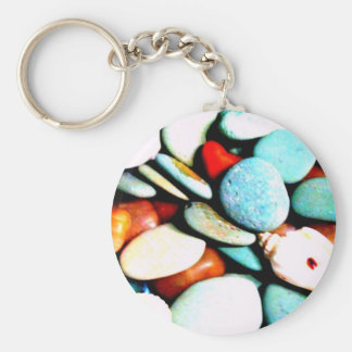 Stones in the Sands Keychains