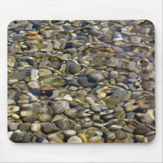 stones in the water mouse pad