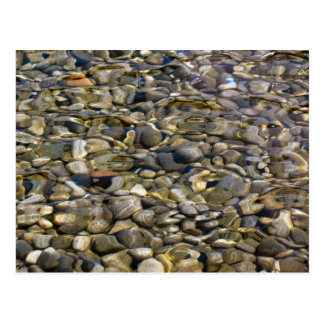 Stones in the Water Postcard