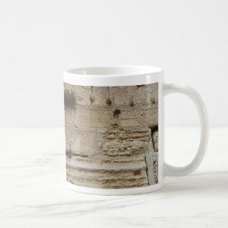 Stones Kotel Western Wall Jerusalem Coffee Mug