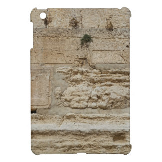 Stones Kotel Western Wall Jerusalem iPad Mini Cover