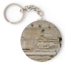 Stones Kotel Western Wall Jerusalem Keychain