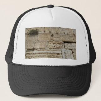 Stones Kotel Western Wall Jerusalem Trucker Hat