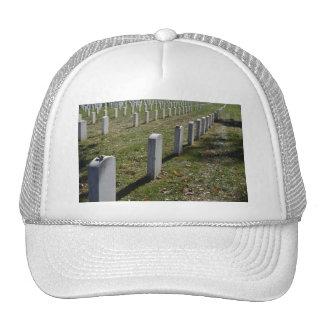 Stones laid to rest on Jewish soldier headstones Trucker Hat