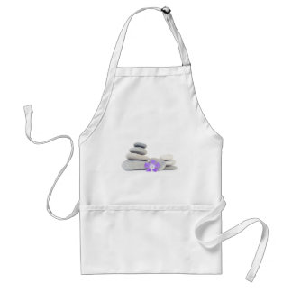 Stones of spa adult apron