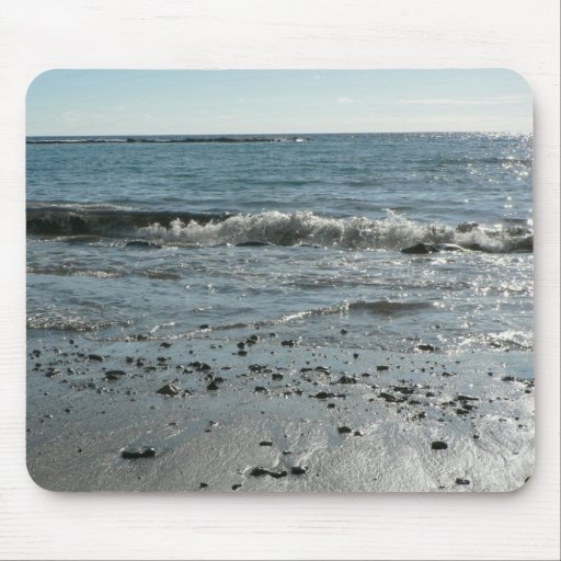 Stones On Beach Mouse Mat