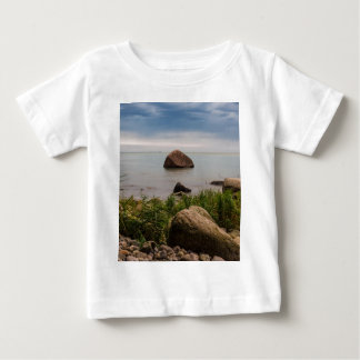 Stones on the Baltic Sea coast Baby T-Shirt