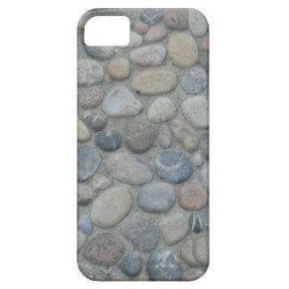 Stones Pebbles Rocks Pattern Jamaica Coast Photo iPhone SE/5/5s Case