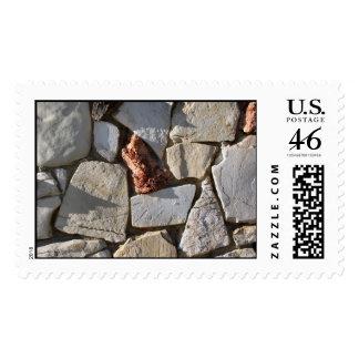 stones postage stamp