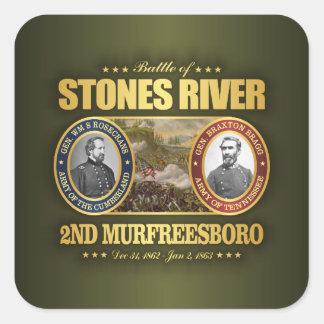 Stones River (FH2) Square Sticker