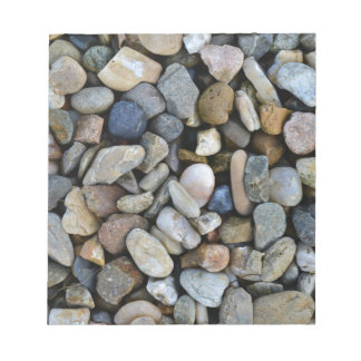 stones texture notepad