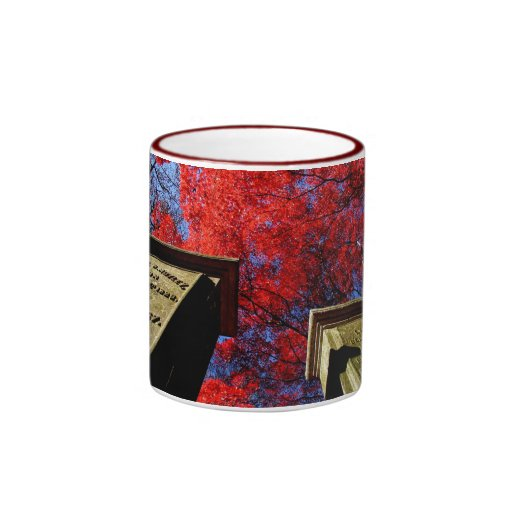 Stones & the Firetree Mug