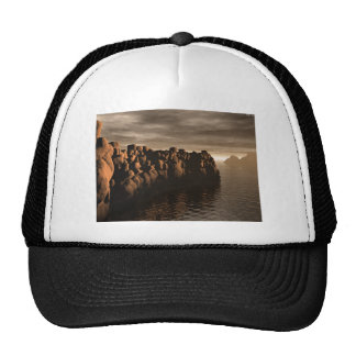 Stonewall At Sunset Trucker Hat