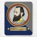 Stonewall Jackson Alfombrilla De Ratón