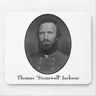 Stonewall Jackson Artwork Mouse Pad