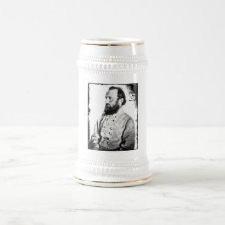 'Stonewall' Jackson Beer Stein 18 Oz Beer Stein