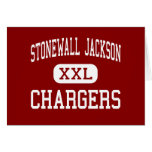 Stonewall Jackson - Chargers - Middle - Roanoke Cards