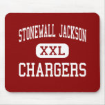 Stonewall Jackson - Chargers - Middle - Roanoke Mouse Mat