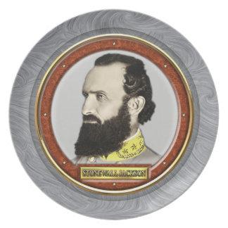 Stonewall Jackson Dinner Plate