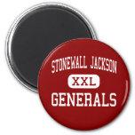 Stonewall Jackson - Generals - Middle - Charleston Magnet