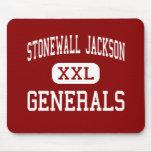 Stonewall Jackson - Generals - Middle - Charleston Mouse Mats
