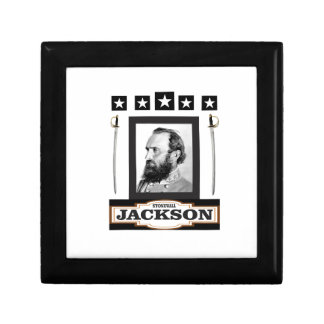 stonewall jackson history jewelry box