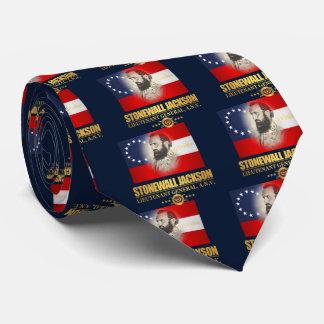 Stonewall Jackson (patriota meridional) Corbatas Personalizadas